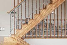 Timber Stair Inspiration
