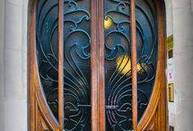 Doors / by Jennie Ellis