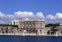 Istanbul Palaces