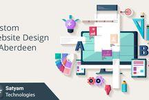 Custom Website Design in Aberdeen
