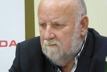 Odsłonięcie rzeźby prof. Adama Myjaka w Sopocie