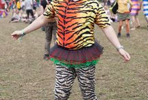 Fashion Inspiration for R&V 2013 / Some of the best looks from this year's international festivals, namely Glastonbury!