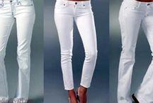 Beyaz Pantolon Tercihleri