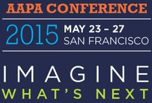 AAPA Conference 2015 / Imagine what's next in healthcare at AAPA Conference 2015 in San Francisco! Register now for discounted rates until Dec. 1. Join the conversation using #AAPA15!