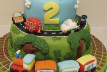 Cake designs / Transport