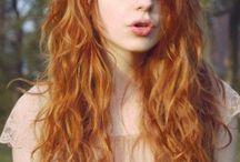 capelli con onde / capelli mossi ondulati