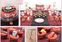 Sweet table - Cars