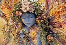Fairy / #aerial #airy #celestial #dainty #divine #empyreal #empyrean #exquisite #fairy #filmy