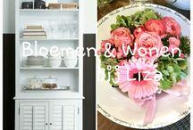 Bloemen & wonen