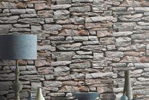 Brick, Stone & Slate Wallpapers.