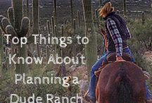 Dude Ranches