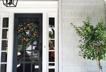 Mitchell porch