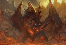 Creatures: Dragons and Wyverns