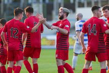Morton 18 July 17 / ictures from the Betfred Cup Group F game between Morton and Queen's Park. Match played at Cappielow Park on Tuesday 18 July 2017. The score was 1-1. Morton won the bonus point on penalties.