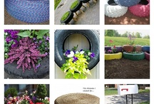 Red House DIY / There is so much to do with the 3 R's.  reduce, reuse, recycle.
