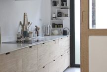 Ikea Askersund kitchen cabinets