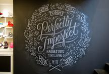 Hand-Lettering and Calligraphy