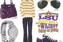 What To Wear on college game days / by Ashley Schroer