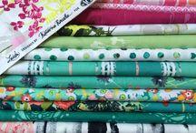 Lavish fabrics / Fabric collection for Art gallery fabrics