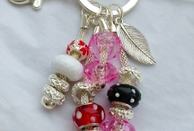 Keyrings and Purse Charms