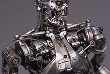Terminator end skeleton ターミネーター