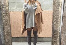 Модные луки и симпатичные образы