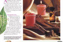 Essential oils & Healthy foods