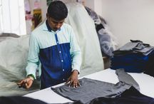 Mila Factory (Seed To Garm) / We love Mila factory in Tirupur because just like us they want to see everyone treated fairly (and they make awesome clothes).