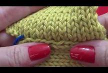 como costurar tricô