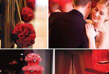 Valentine's Day Wedding Inspiration / Beautiful ideas for a Valentine's Day wedding / by WPB Event