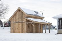 barn or shed