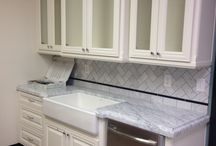 Kitchen Ideas / Custom Kitchen remodeling projects by Lets Remodel. Portland Remodeling Contarctor