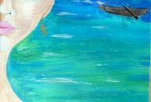 Meine ART - Моё творчество - My ART / von mir gemalt / my creations