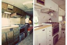 caravan / retro renovated caravans from the 70s-80s