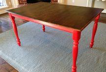 Mi nueva mesa