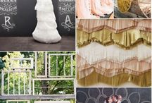 backdrops / by Haley Williams   The Yellow Peony