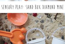 Sand & Water Play / by Emily Windridge