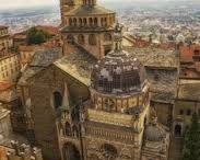 Italian Trip / Visiting Bergamo, Verona and Treviglio