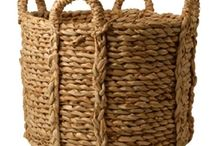 baskets, totes & boxes