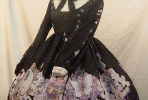 Lolita / wenslijstje van lolita kleding