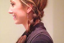 Hair / by Karen Prinz-Cunanan