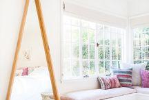 Guest bedroom/living room