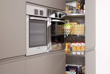Kuchnia. Kitchen. Cocina. Design. / Pomysły na aranżacje oraz na ciekawe i rozwiązania w kuchni. Interesujące inspiracje.