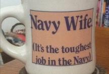 Navy Wife Stuff: / by Jennifer Samuels