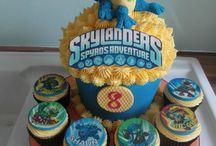 c'est la fête // skylanders birthday