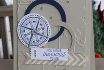 Going Global - Stampin' Up (2016 Occasions) / by Diana Crawford