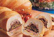 super sandwich recipes