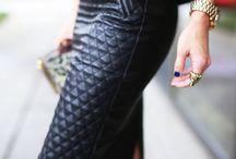 Leather / Fashion