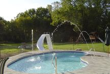Water Falls and Water Features / Water Falls and Water Features