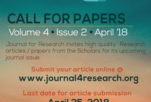 Journal4Research / Journal 4 Research (J4R) is an Online Open Access Peer Reviewed Indexed Journal. It is an internationally refereed journal that is dedicated to the publishing of the latest advancements in engineering research.